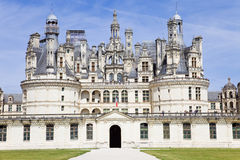 Chambord Chateau, France Royalty Free Stock Photo