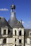 chambord de France zamku Loire valley Fotografia Stock