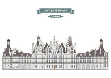 Chambord, France Royalty Free Stock Photo