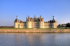 Chambord front view Stock Photo