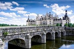 Chambord, Loir und Cher, Frankreich am 14. August 2017 Chateau Chambord T stockfoto