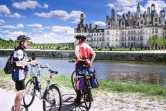 Chambord, Loir und Cher, Frankreich am 14. August 2017 Chateau Chambord T stockfotografie