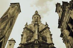Chambord Schloss lizenzfreie stockfotografie