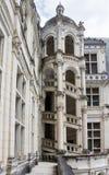 Chambord Schloss Frankreich Lizenzfreies Stockbild