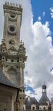 Chambord Schloss Frankreich Lizenzfreie Stockbilder