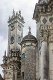 Chambord Schloss Frankreich Stockbild