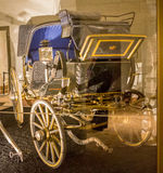 Chambordkasteel Frankrijk Charriot Stock Afbeelding