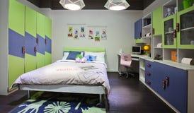 Chambre à coucher 05 d'enfants image stock