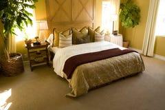 Chambre à coucher 1800 Photos libres de droits