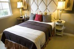 Chambre à coucher 2364 Image stock