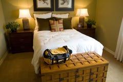 Chambre à coucher 2378 Images libres de droits