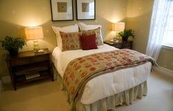 Chambre à coucher 2408 Photos libres de droits
