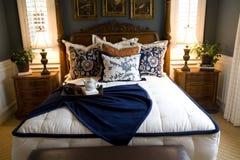 Chambre à coucher 2419 Photo stock