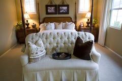 Chambre à coucher 2428 Photo stock