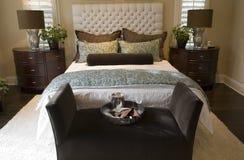 Chambre à coucher 2708 Image stock