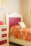 Chambre à coucher. Photos stock