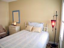 Chambre à coucher 51 Images libres de droits
