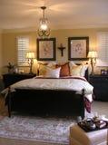 Chambre à coucher Photos libres de droits