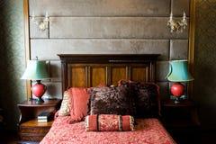 Chambre à coucher chinoise Photographie stock libre de droits