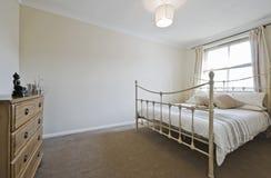 Chambre à coucher chique Image stock