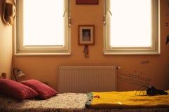 Chambre à coucher d'adolescente Image libre de droits