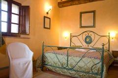 Chambre à coucher de luxe Photos stock