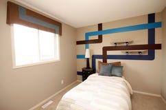 Chambre à coucher fraîche de garçons Images stock