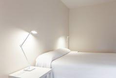 Chambre à coucher gentille photographie stock