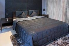 Chambre à coucher miroitant Image stock