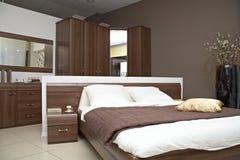 Chambre à coucher moderne Images stock