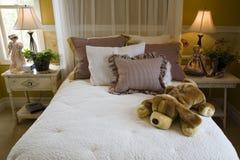 Chambre à coucher moderne de gosses. Image libre de droits