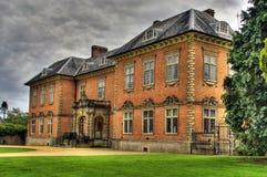 Chambre à la maison majestueuse de Tredegar de dix-septième siècle Photos stock