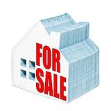 Chambre à vendre Image stock