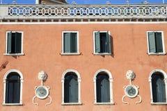 Chambre à Venise Image stock