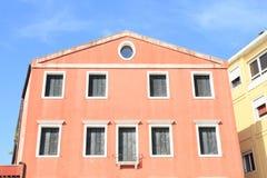 Chambre à Venise Images libres de droits