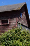 Chambre abandonnée Photo libre de droits
