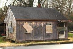 Chambre abandonnée Image stock