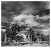 Chambre abandonnée Photographie stock libre de droits