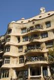 Chambre Batllo à Barcelone Photos stock