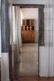 Chambre coloniale Colchagua Chili Photographie stock