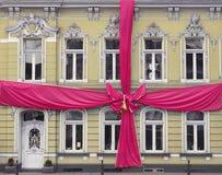 Chambre comme présent Image stock
