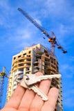 Chambre. construction Photo libre de droits