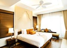 Chambre à coucher classique Images stock