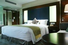 Chambre à coucher d'hôtel Image stock