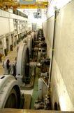 Chambre d'énergie électrique Photos libres de droits