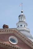 Chambre d'état du Maryland à Annapolis Photos libres de droits