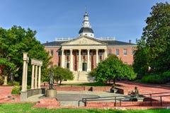 Chambre d'état du Maryland images stock