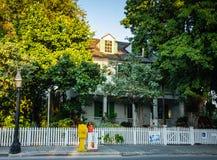 Chambre d'Audubon et jardins tropicaux - Key West, la Floride photos libres de droits