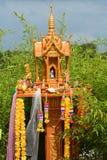 Chambre d'esprit/San Phra Phum Image stock