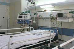 Chambre d'hôpital de cardiologie photo stock